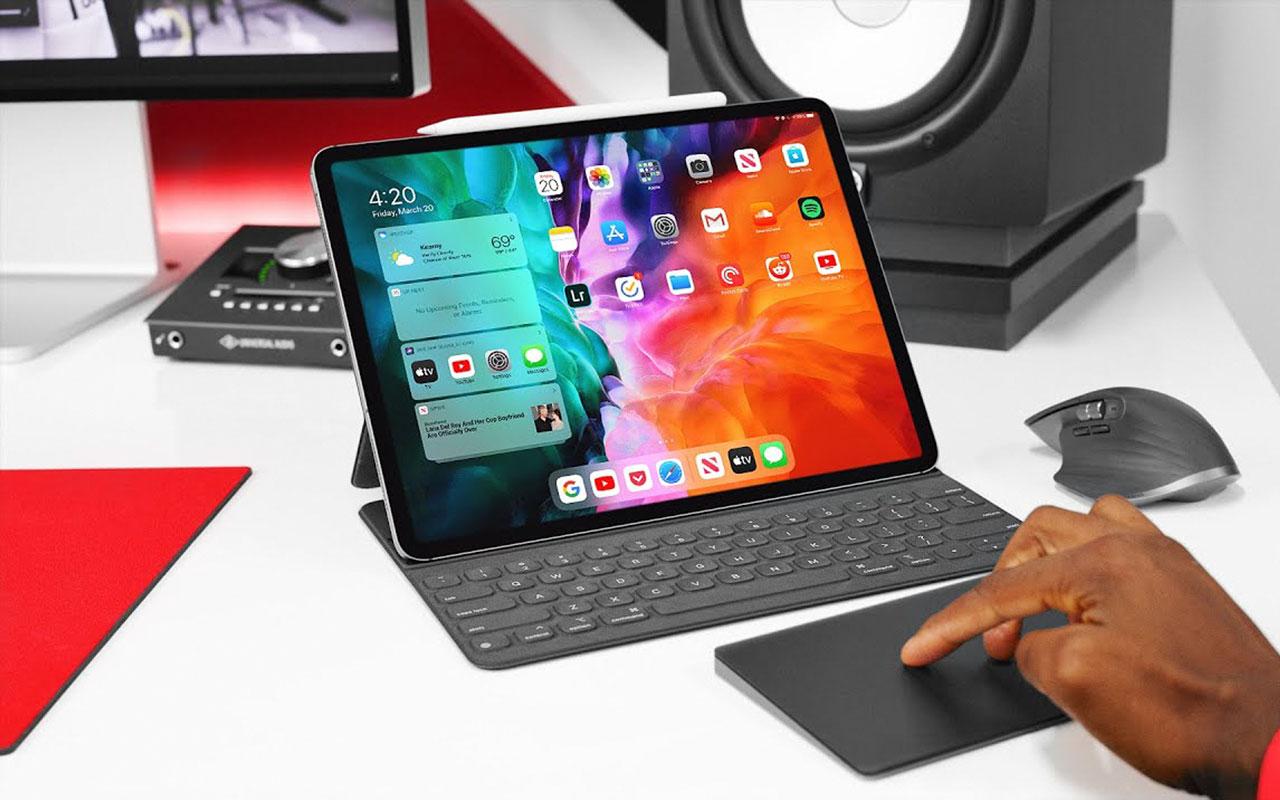 Обзор на iPad Pro 2020