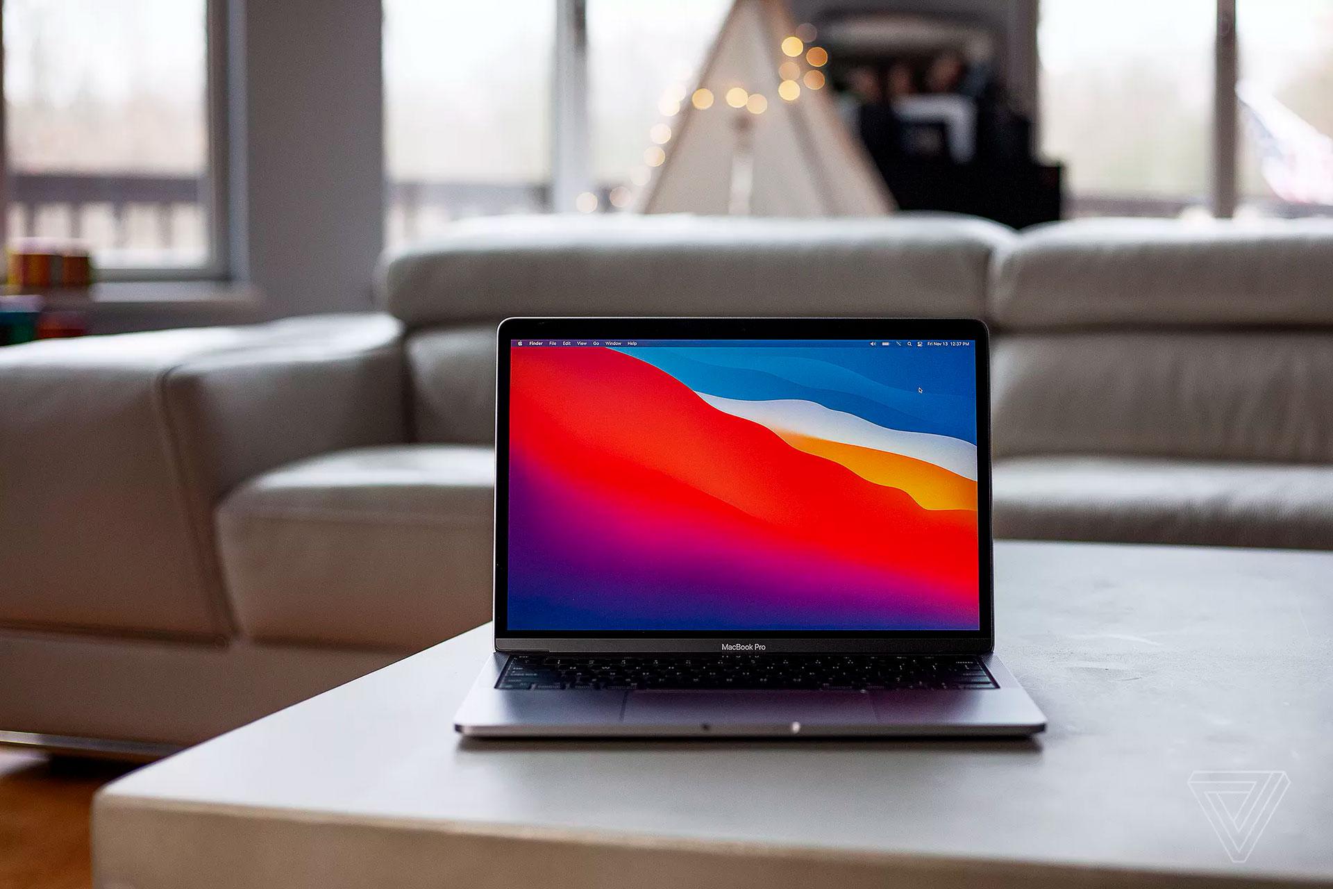 Обзор 13-дюймового MacBook Pro с M1